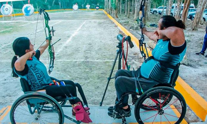 Arqueros de QR encaran selectivo a Juegos Paralímpicos