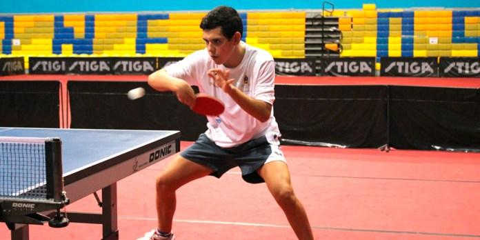 Trabaja Darío Arce para ir a torneos a internacionales