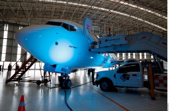 Registra Aeroméxico pérdida de $9 mil millones