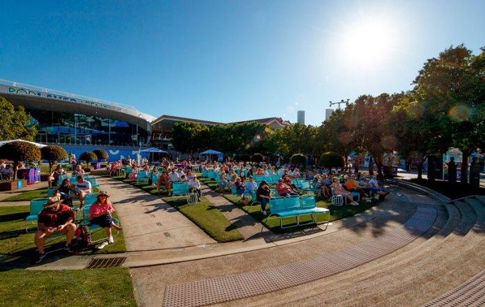 Permitirá Australian Open 7 mil asistentes para la final