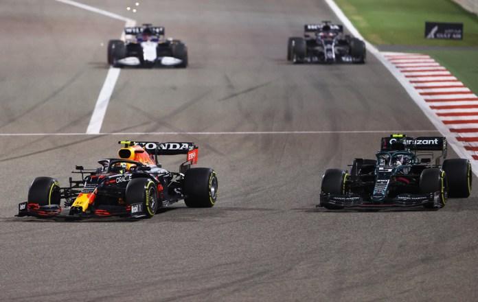 Superó 'Checo' con debut a ex piloto de Red Bull