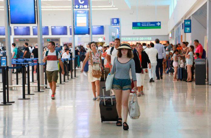 Comienza el cobro de impuesto 'Visitax' para turistas extranjeros