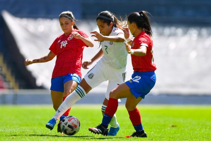 Aporta Liga Femenil más jugadoras a la Selección Nacional