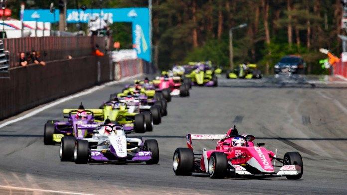 Terminará W Series su temporada en México
