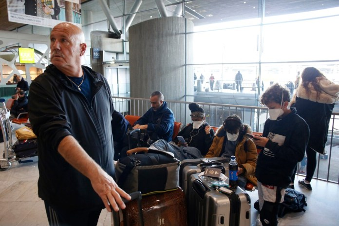 Preocupa la alerta para no ir a México