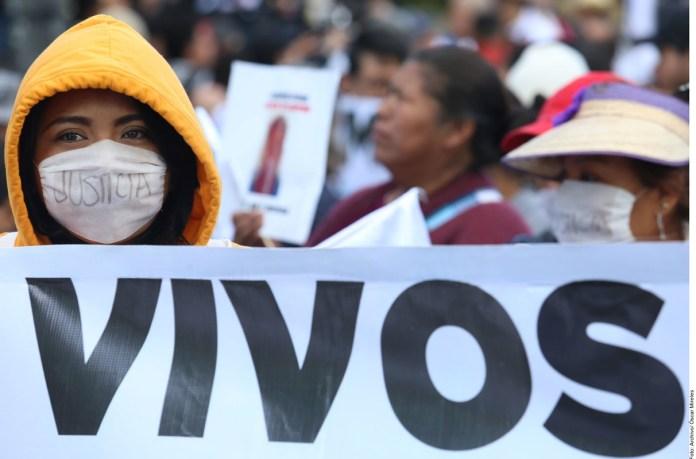Acusan víctimas traición de FGR