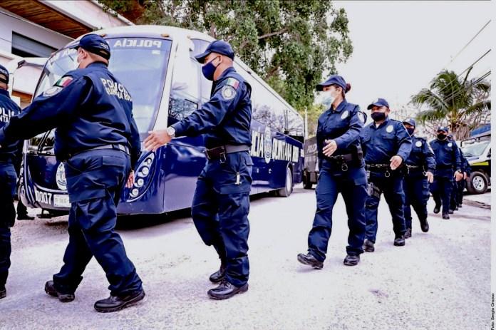 Pide Coparmex replicar capacitación policial en todos los municipios
