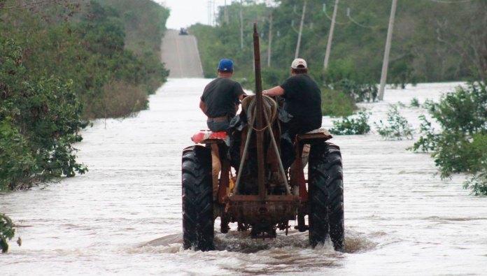 Larga espera para reparar daños que dejó tormenta Cristóbal