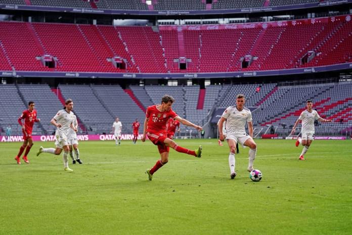 Quiere Bayern seguir con vida en la Champions