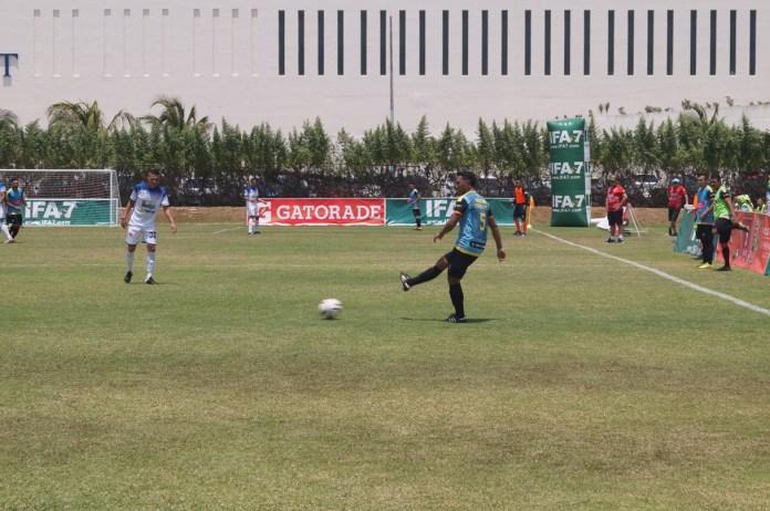 Selección de Cancún tiene prueba de fuego en Mundial de Futbol 7
