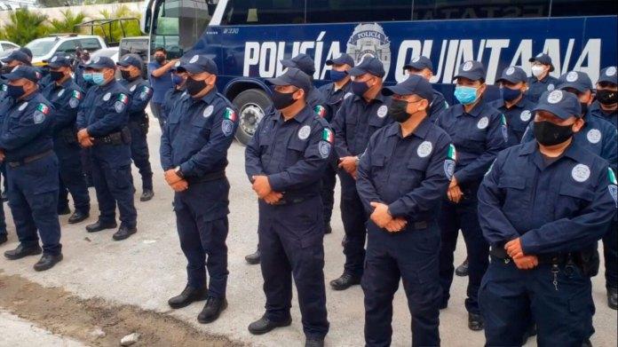 Acuartelan a policías de Tulum; recibirán capacitación