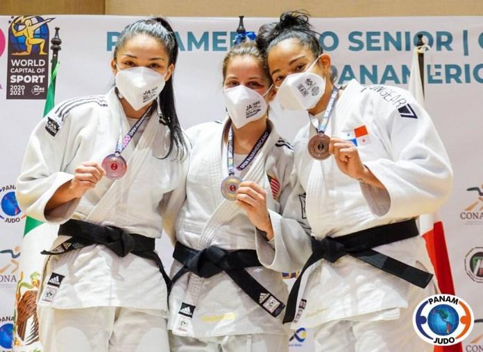 Logra México seis medallas en Panamericano de Judo