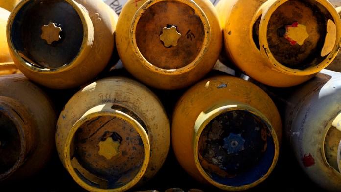Encarece gas LP 25% en tres meses