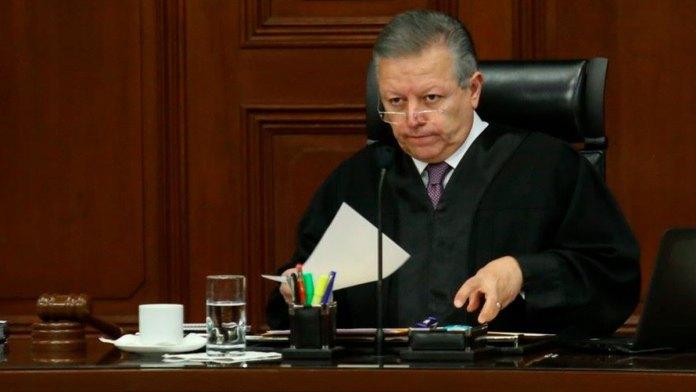 Garantiza Zaldívar autonomía de juez