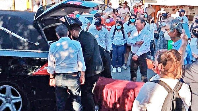Insisten INE y OEA: preocupa violencia