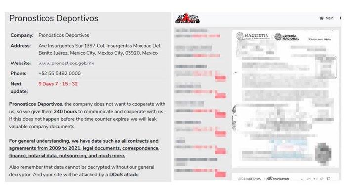 Atacan hackers a Lotería Nacional con ransomware
