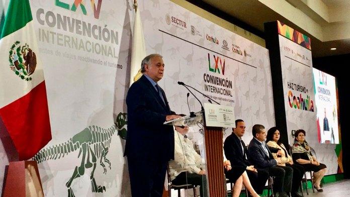 Hay ánimo renovado en turismo: Miguel Torruco Marqués