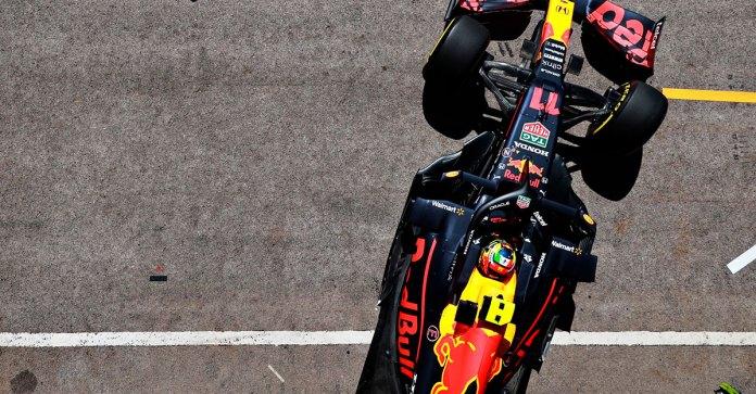 Promete Checo Pérez conseguir el podio en el GP de España