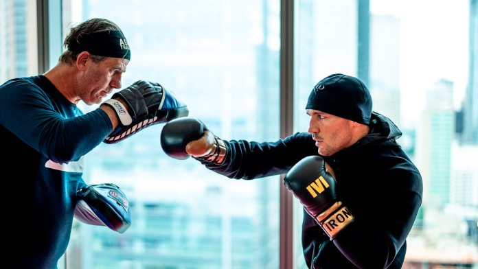 Quiere Michael Chandler el título vacante en UFC