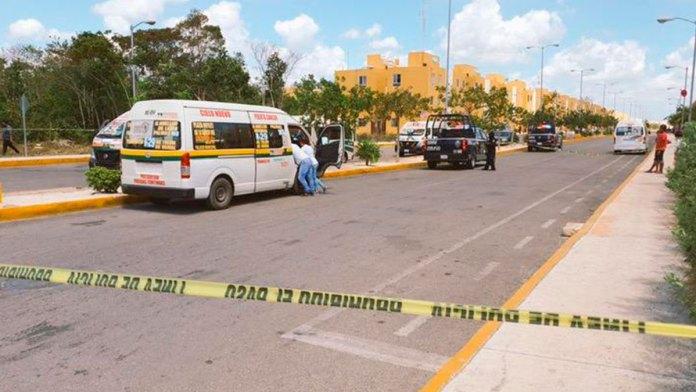 Atienden ataques a unidades de transporte público
