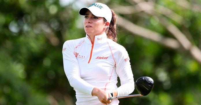 Acaba Gaby López en Top 10 del torneo LPGA en Tailandia