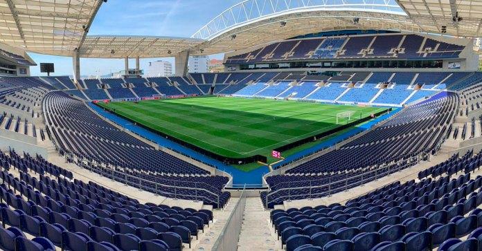 Albergará estadio del Porto Final de la Champions