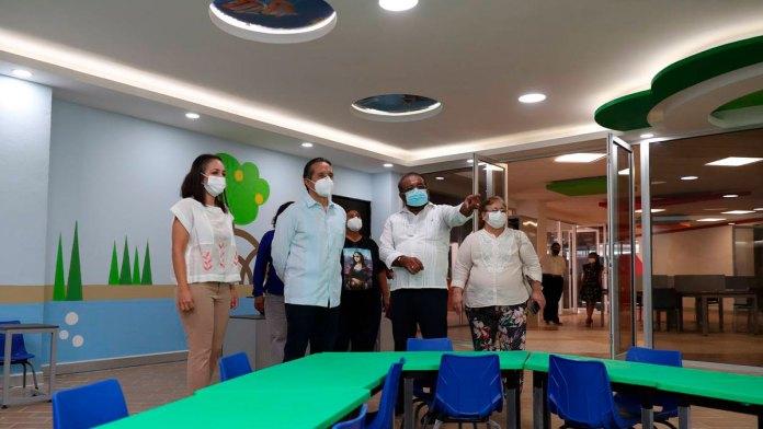 Lista para operación biblioteca histórica en Chetumal
