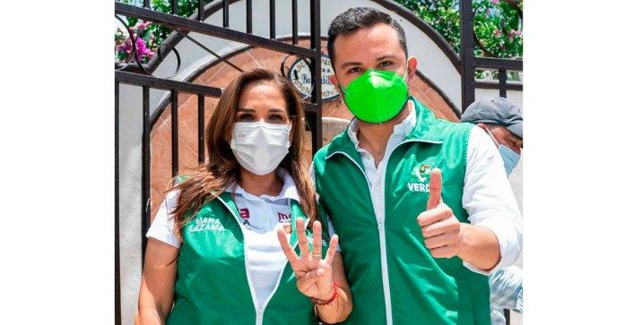 Postulan Verdes a procesado, reclaman empresarios Bustamante