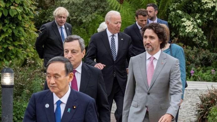 Arremete China en contra del G7