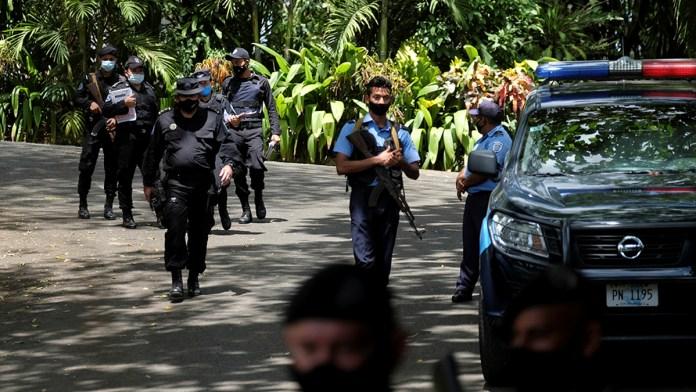 Ahora Ortega arresta a un exvicecanciller