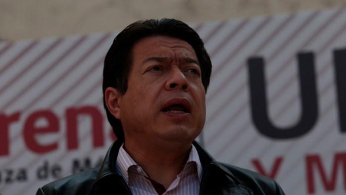 Llama Mario Delgado a tejer mayorías calificadas