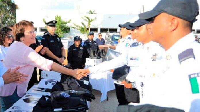 Implican en homicidios a policías de Solidaridad