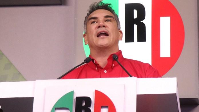 Salen en defensa de Alito Moreno