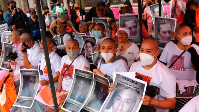 Se rapan mujeres para exigir amnistía para presos