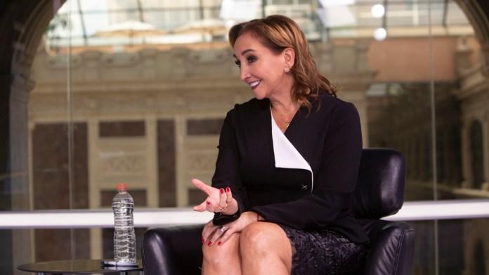 Con Morena no vamos, afirma Claudia Ruiz Massieu