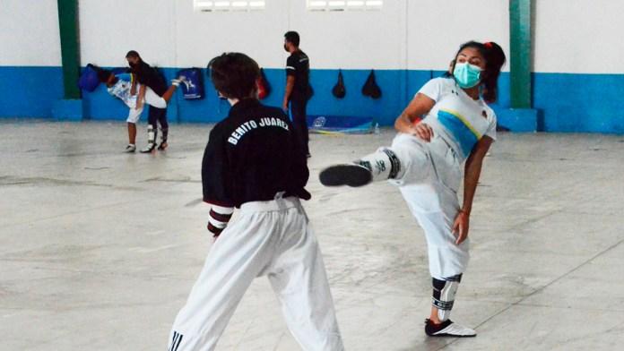 Crece delegación de QR en taekwondo