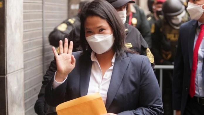 Clama Keiko Fujimori por auditoría electoral internacional en Perú