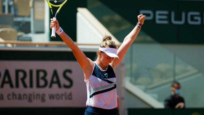 Entra Krejcikova al Top 15 del ranking