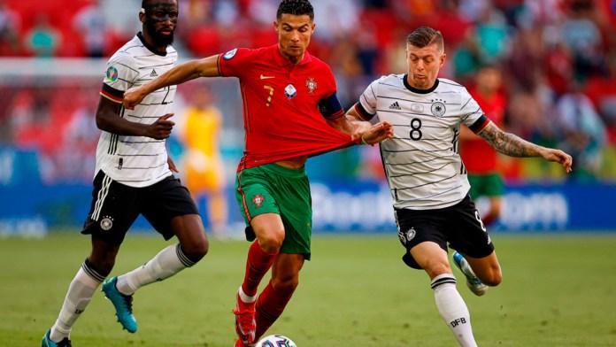 Portugal se juega la vida ante Francia en la Eurocopa