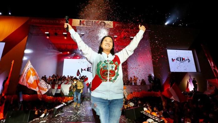 Va Fiscalía por Fujimori