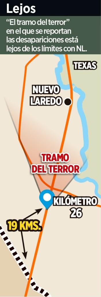 Tamaulipas culpa a Nuevo León