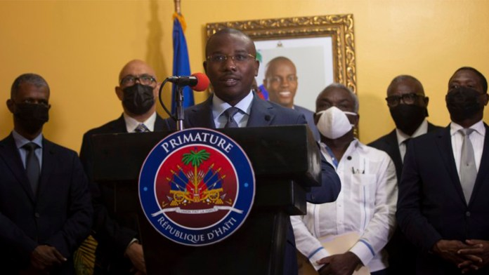 Anuncia dimisión líder interino de Haití
