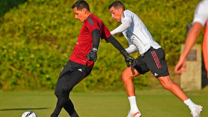 Apuesta Tata Martino por Funes Mori en Copa Oro