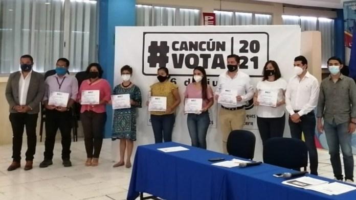 Apunta #CancúnVota hacia elección de 2002