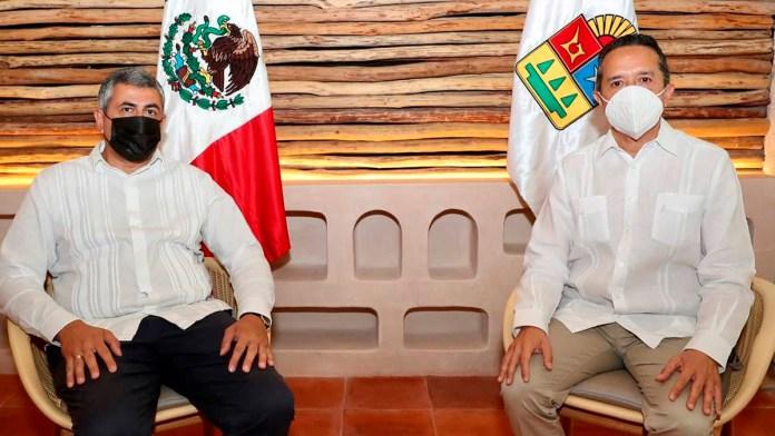 Camina firme recuperación económica: Carlos Joaquín