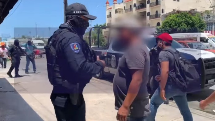 Sin discriminar, detenciones por no usar cubrebocas: SSP