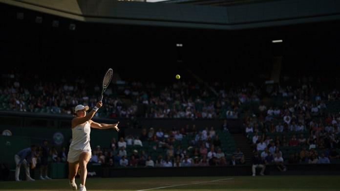 Permitirá Wimbledon canchas llenas en cuartos