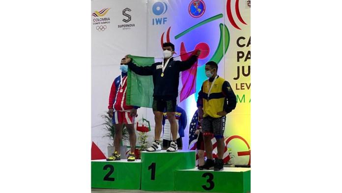 Suma Herseleid Carrazco podios en Colombia