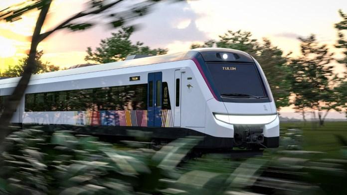 Arman en Hidalgo carros de Tren Maya