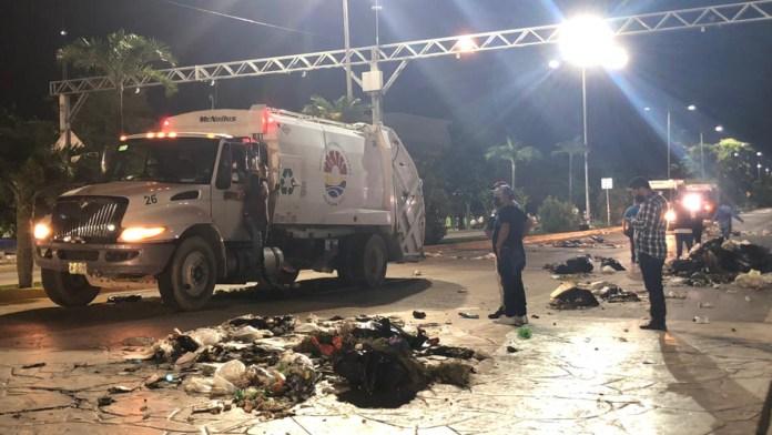 Afectó bloqueo de Intelligencia México a restaurantes de Cancún